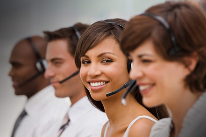 Agents Performing Cold Calling Services